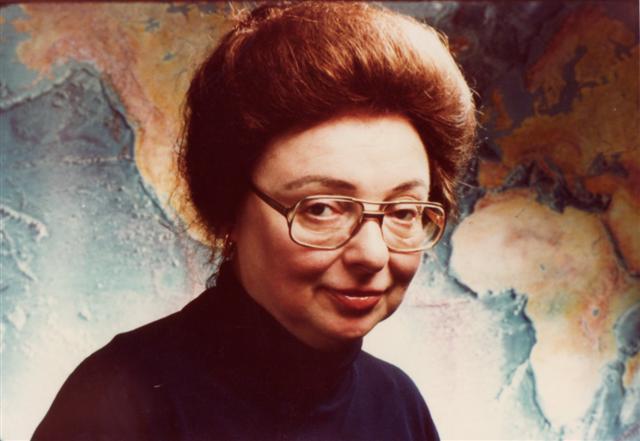 Marie Tharp Geologist And Oceanographic Cartographer