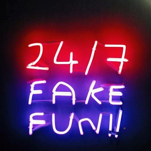 24/7 Fake Fun, by Wasted Rita